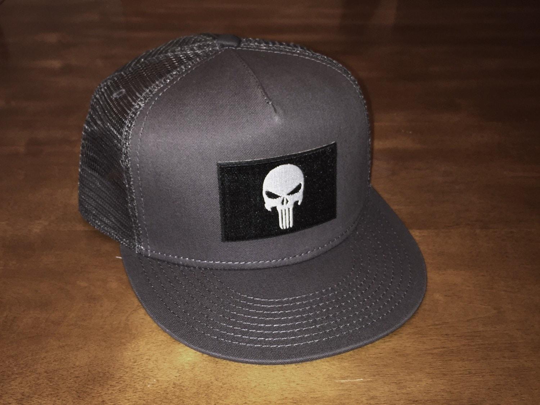 punisher hat in addition - photo #30