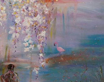 Wonderland Painting.