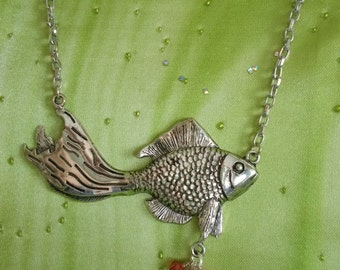 Fishy Fish Necklace