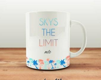 Skys The Limit Mug