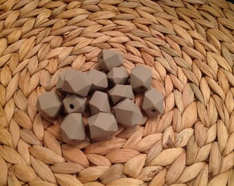Latte geometric beads