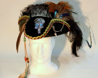Pirate of the Caribbean Pirate Hat By ShapeShifters