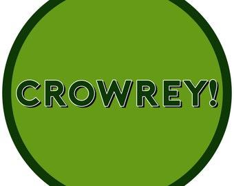 Supernatural | Crowrey! Badge