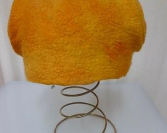 Yellow hat