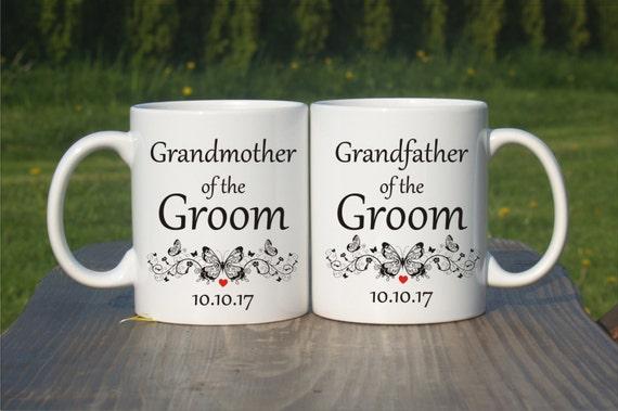 Grandmother Wedding Gift: Grandmother Of The Groom Gift-Grandmother Of The By Sublimatix