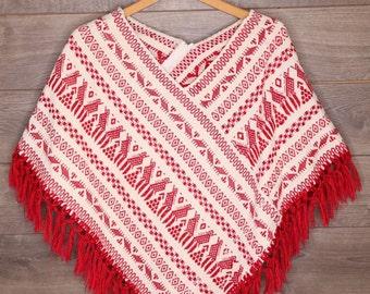 Vintage Poncho