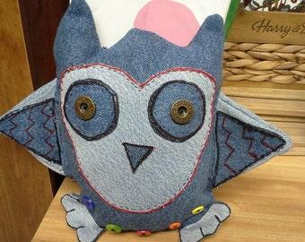 Bluejean Owl
