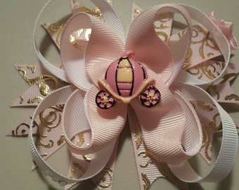 Princess Girls Hair Bows