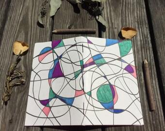 Handmade Sketchbook