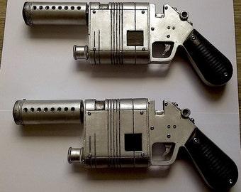 Rey blaster IN RESIN Star Wars