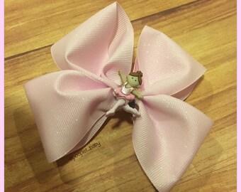 Tiny Dancer Ballerina Bow