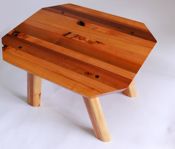 Cedar Coffee Table La Granja