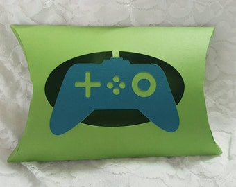 Video Game Controller Goody Bag Pouch party favor