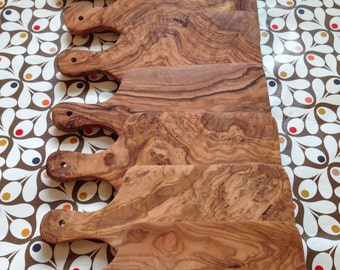 Olive Wood cutting board, serving board, chopping board. Gift