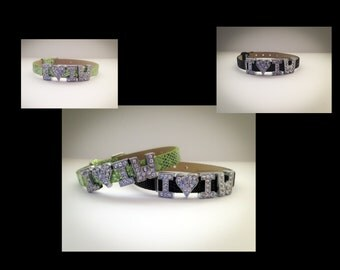 It Works Adorable bling bracelets!