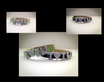 Wrap girls Adorable bling bracelets!