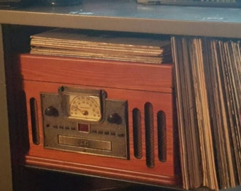 Record player. Like new.