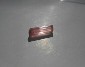 1.4g Gemmy Pink Tourmaline Crystal