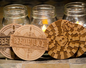Beetlejuice Coasters