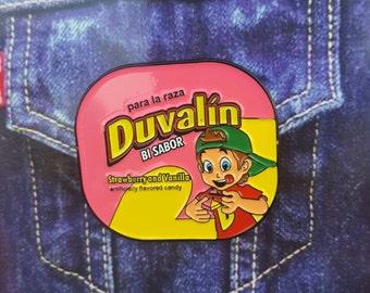 Duvalin pin