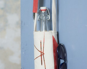 Flaschentasche / Bottlebag - LOOP