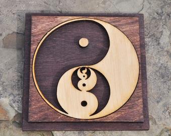 Infinite Yin Yang