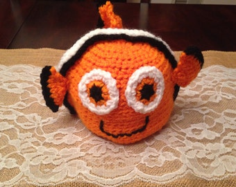 Nemo Baby/Toddler Hat
