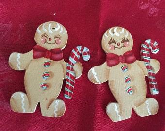 Ginger Bread Men Ornament