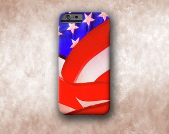 American Flag iPhone  Covers