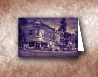 Ouray, Colorado Greeting Card