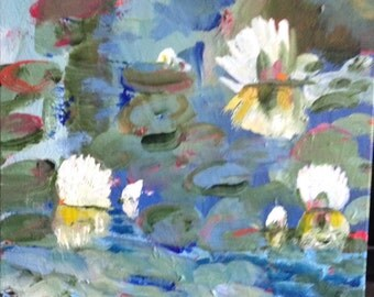 Water Lilies II