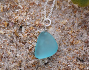 Treasures from the Sea - Sea Glass Inspired Necklaces