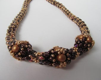 KIT Diy necklace HELENE