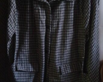jacket cape