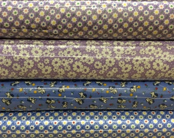 Fat quarter bundles or by the yard