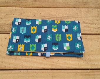 Tobacco pouch in fabric