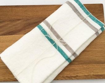 Natural linen towel - Linen towel - kitchen towel - tea towel - dish towel - tea towels