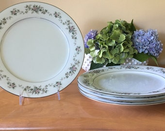 "Noritake ""Closter"" Dinner Plate - Set of 4"