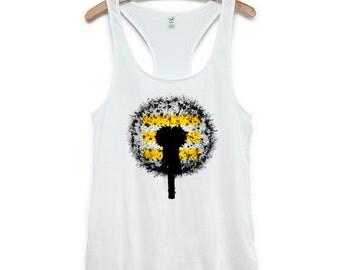 Summer rain - shirt - women