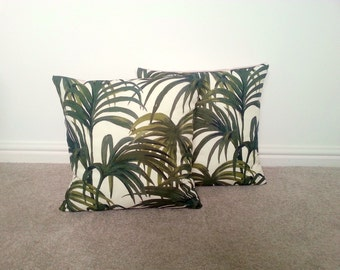 House of Hackney Palmeral Cushion Cover