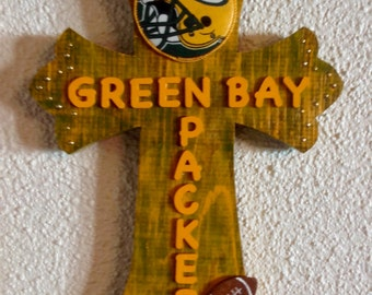 Green Bay Packers Cross