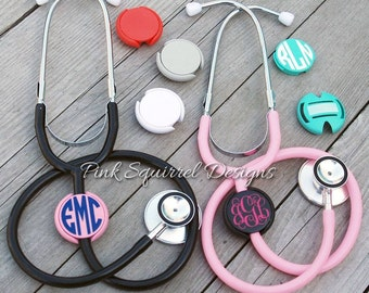 Stethoscope Name Tag ID Covers -