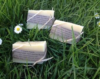 Sandalwood Cold Processed Soap