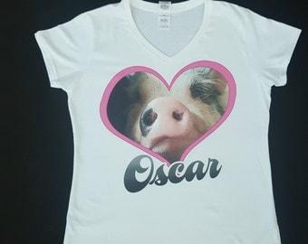 Pig-T shirt (CUSTOM)