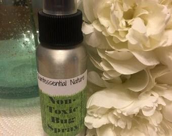 Non Toxic Bug Spray, DEET FREE, Natural bug spray