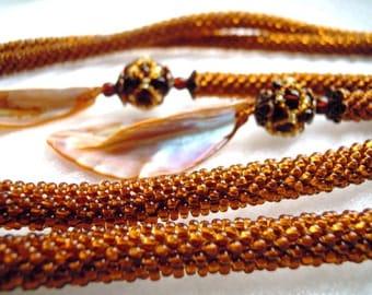 tourniquet amber beads