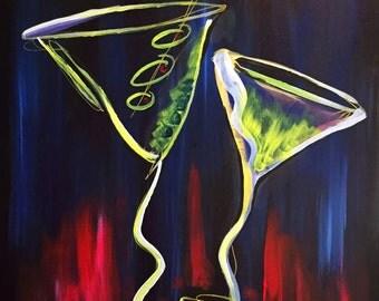 Mingling Martinis