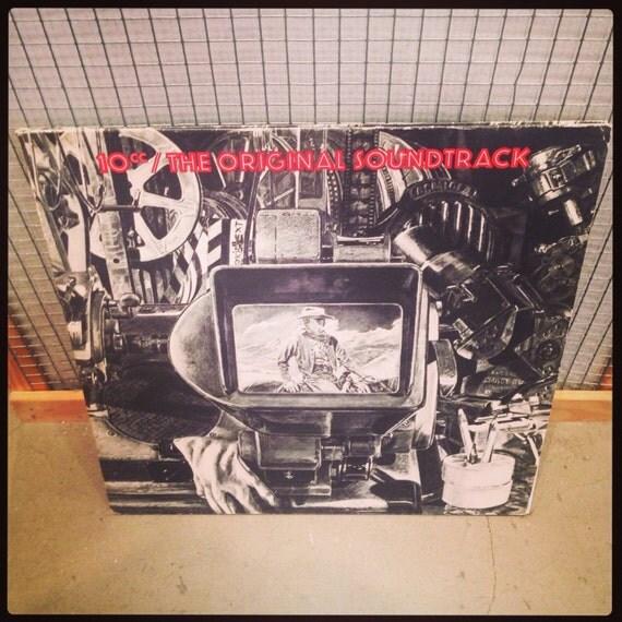 10cc - The Original Soundtrack vinyl