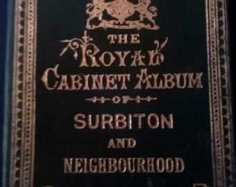 1878- The Royal Album of Dover-Part of 8 piece Collection