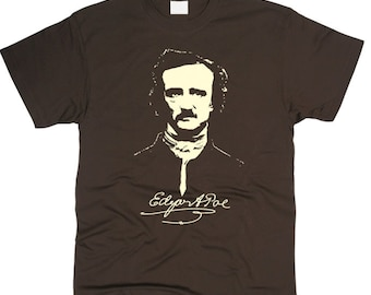 Edgar Poe Men T-Shirt